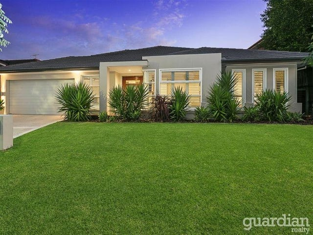 12 Fernleaf Crescent, Beaumont Hills, NSW 2155