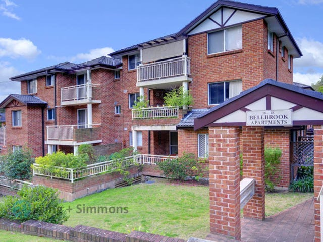 17/16-18 Bellbrook Avenue, Hornsby, NSW 2077