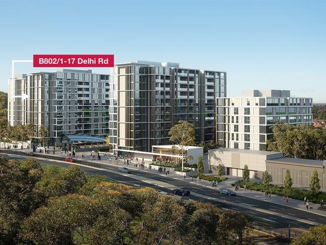 B802/1-17 Delhi Road, North Ryde, NSW 2113