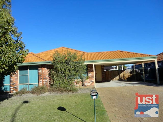 15 Macquarie drive, Australind, WA 6233