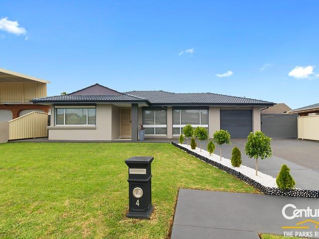 4 Porteous Street, Edensor Park, NSW 2176