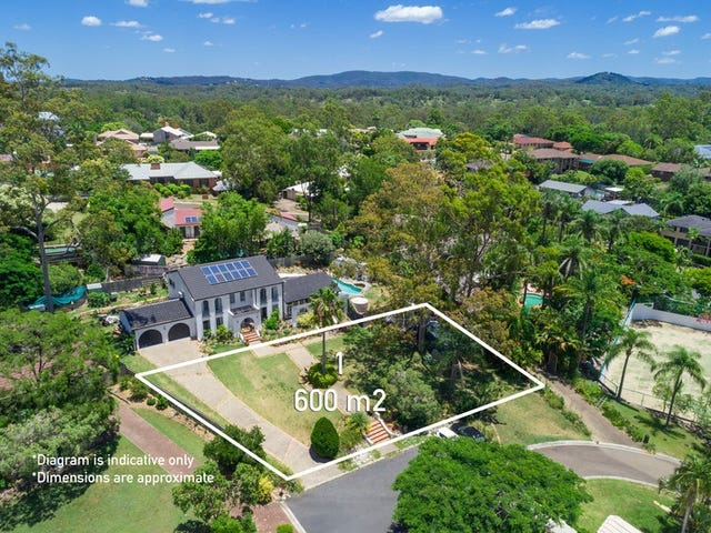 8 Hume Court, Mount Ommaney, Qld 4074