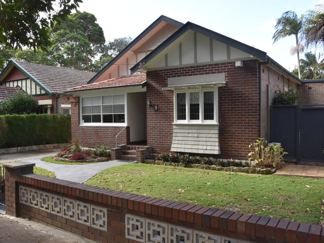 9 Hollywood Crescent, Willoughby, NSW 2068