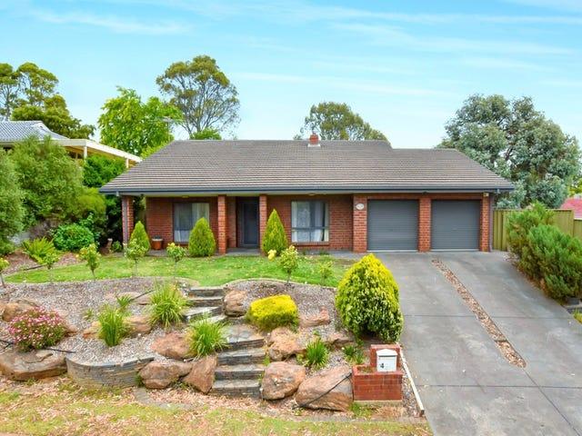 4 Goss Road, Aberfoyle Park, SA 5159