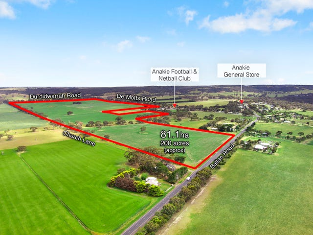 75-145 De Motts Road, Anakie, Vic 3213