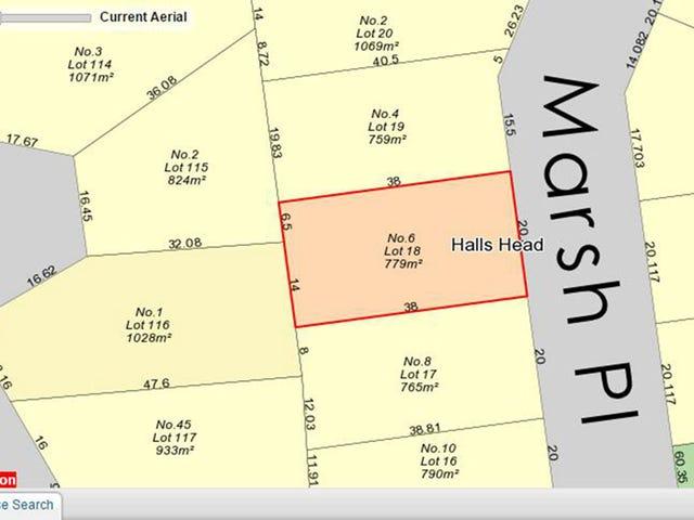 6 Marsh Place, Halls Head, WA 6210