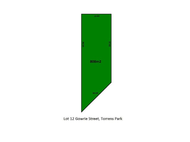 Lot 12 Gowrie Street, Torrens Park, SA 5062