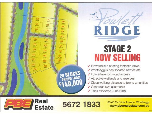Powlett Ridge Estate, Wonthaggi, Vic 3995