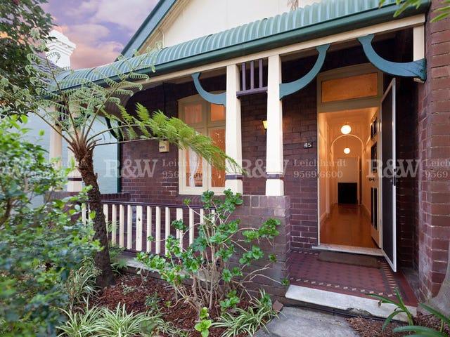 45 Allen Street, Leichhardt, NSW 2040