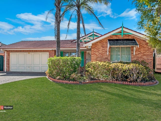 18 Pottery Circuit, Woodcroft, NSW 2767