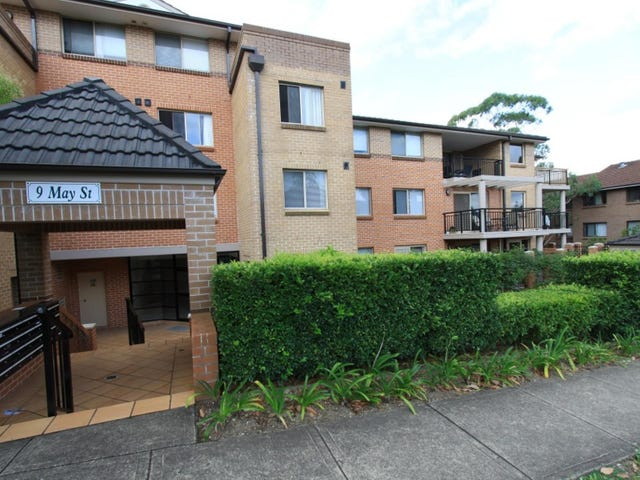 21/9 May Street, Hornsby, NSW 2077