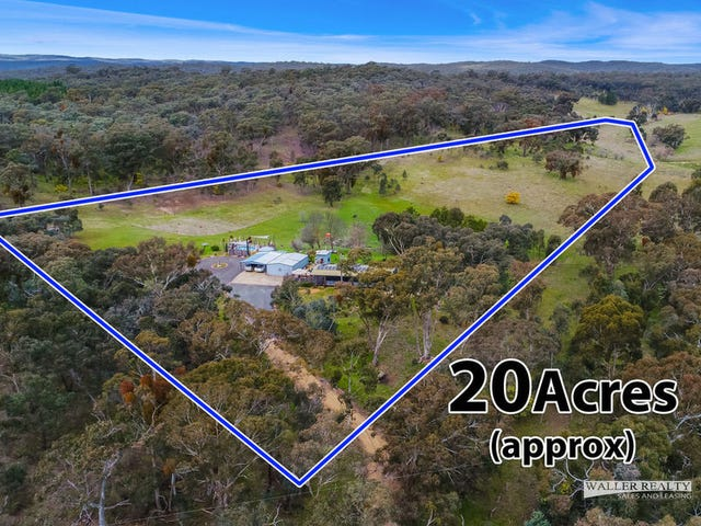 215 Shicers Gully Road, Guildford, Vic 3451