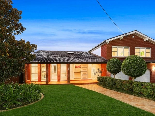3 Knock Crescent, Beverly Hills, NSW 2209