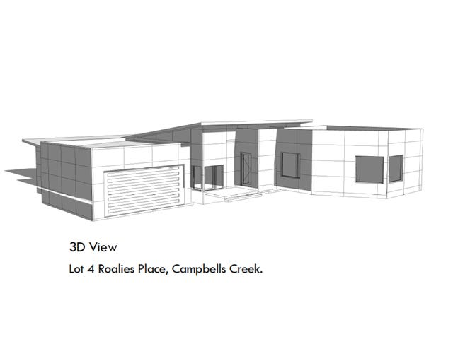 Lot 4 Roalies Place, Campbells Creek, Vic 3451