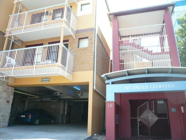 12/16 Phillips Street, Spring Hill, Qld 4000