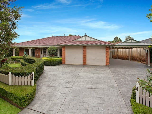 4 Alfred Place, Quakers Hill, NSW 2763