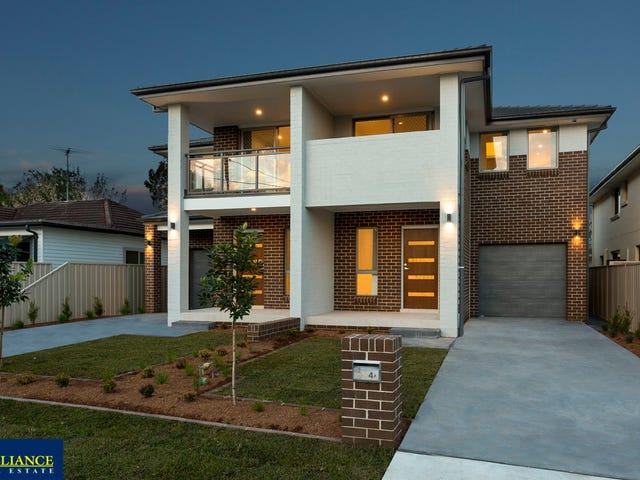 4a Dowding Street, Panania, NSW 2213