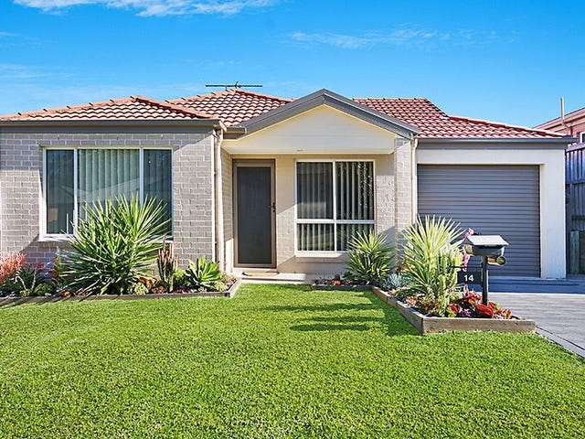 14 Harmony Crescent, Mount Hutton, NSW 2290