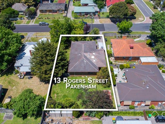 13 Rogers Street, Pakenham, Vic 3810