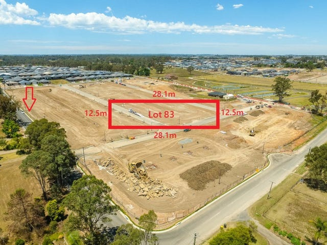 lot 83 Piccadilly Estate, Riverstone, NSW 2765