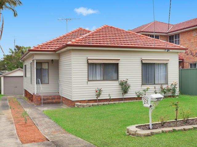 22 Leigh Avenue, Roselands, NSW 2196