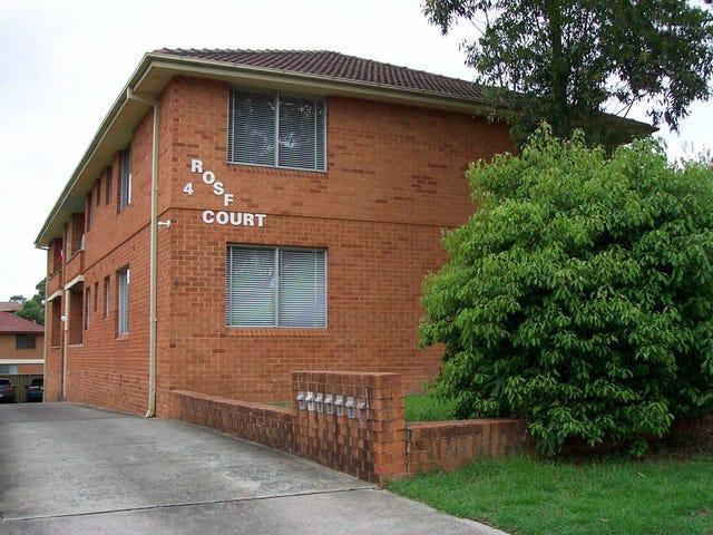 03/4 TODD STREET, Merrylands, NSW 2160