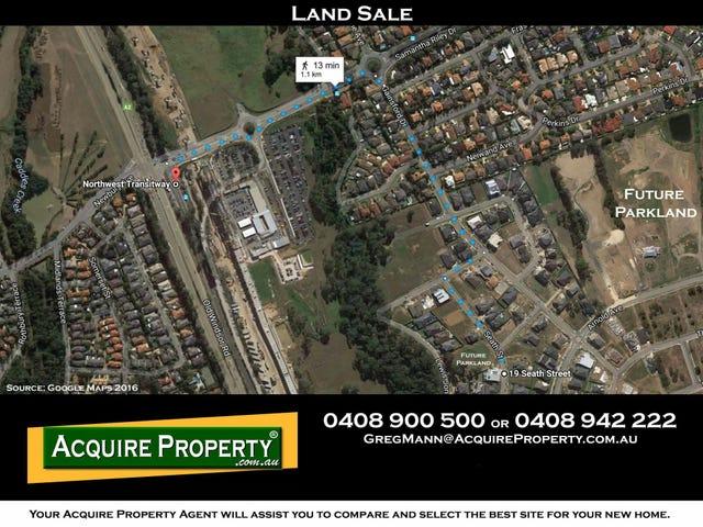 19 Seath Street, Kellyville, NSW 2155