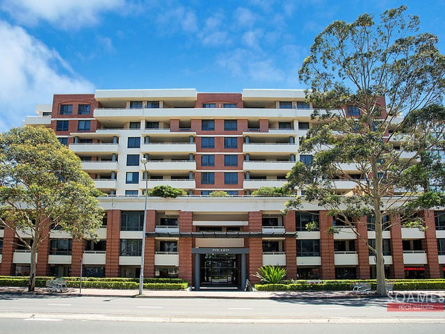 142/121-133 Pacific Highway, Hornsby, NSW 2077