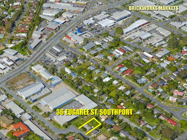 36 Eugaree Street, Southport, Qld 4215