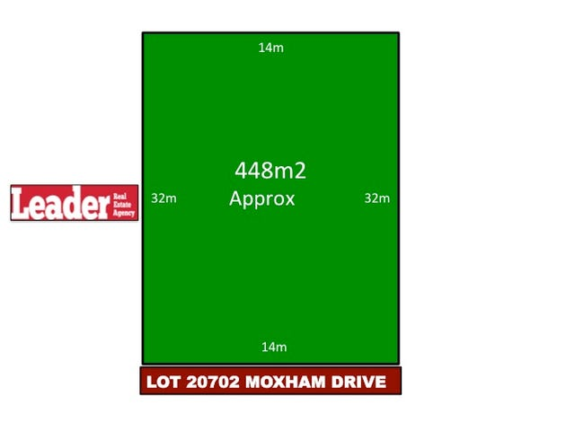 Lot 20702, Moxham Drive, Kalkallo, Vic 3064