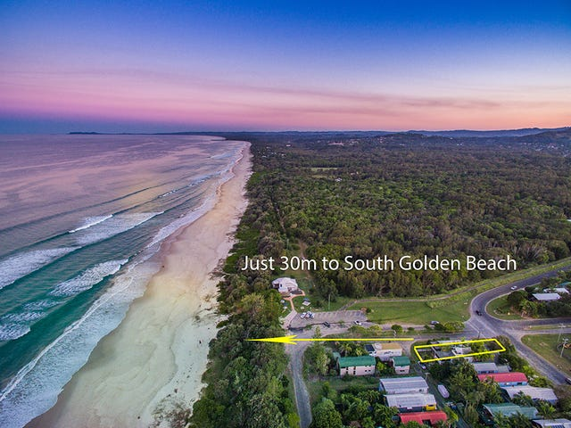 1 Beach Avenue, South Golden Beach, NSW 2483