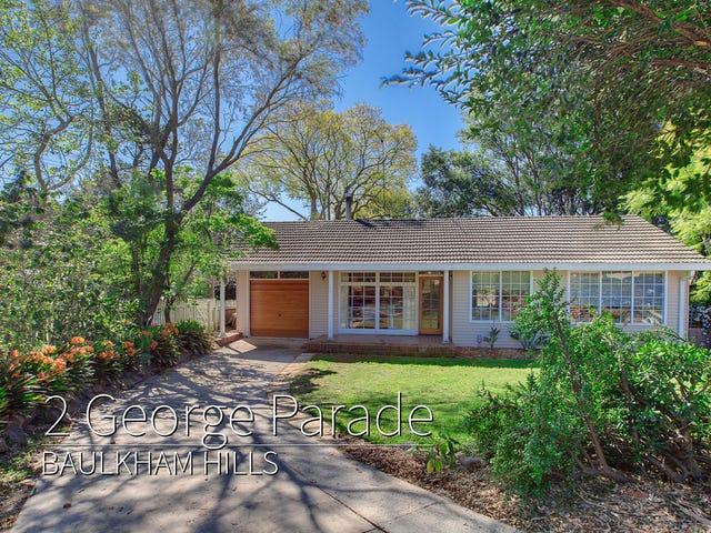 2 George Parade, Baulkham Hills, NSW 2153