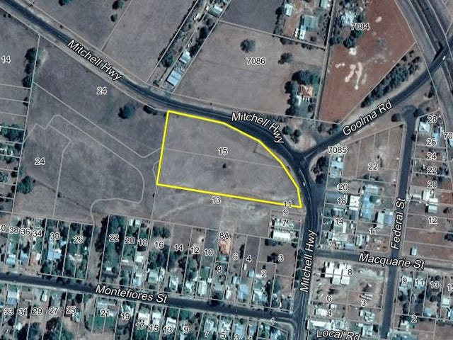 Montefiores, address available on request
