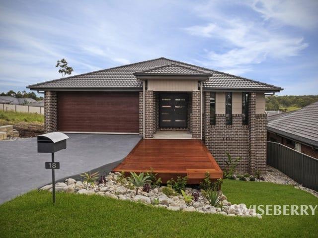 18 Melbourne  Road, Wadalba, NSW 2259