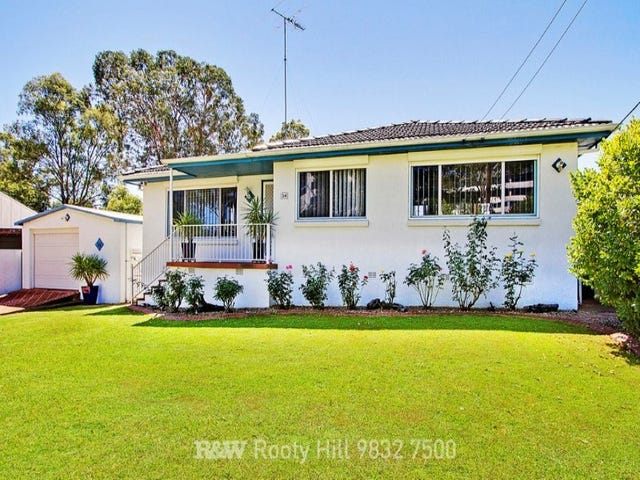 34 Railway Street, Rooty Hill, NSW 2766