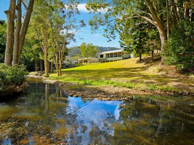 936 Currumbin Creek Road, Currumbin Valley, Qld 4223