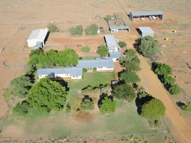 1690 Ravensbourne Road, Blackall, Qld 4472