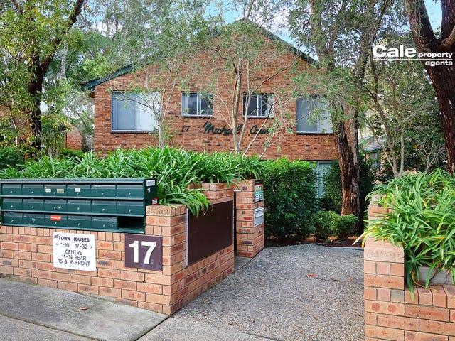 1/17 Taranto Road, Marsfield, NSW 2122