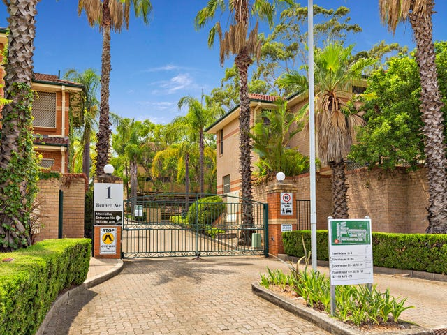 6/1 Bennett Avenue, Strathfield South, NSW 2136
