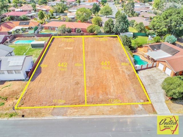 Lot 441 & Lot 442, 22 Hacking Drive, Narellan Vale, NSW 2567