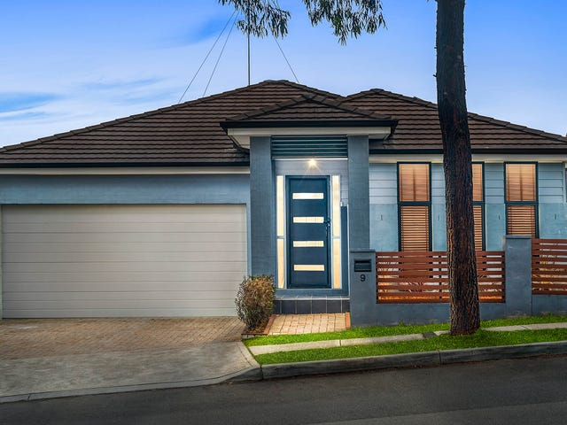 9 Pulley Drive, Ropes Crossing, NSW 2760