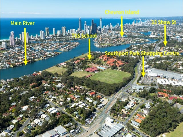 33 Shaw Street, Southport, Qld 4215