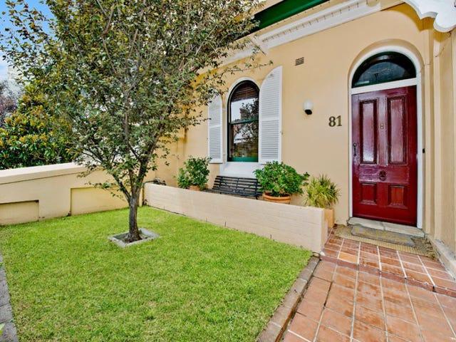 81 Jersey Road, Paddington, NSW 2021