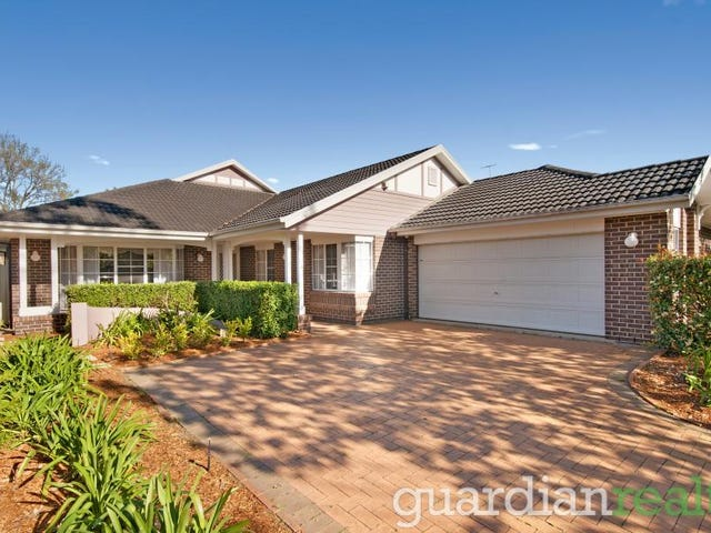 4 Cressy Avenue, Beaumont Hills, NSW 2155
