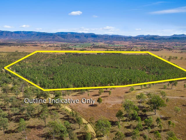 Lot 111 Old Rosevale Road, Rosevale, Qld 4340
