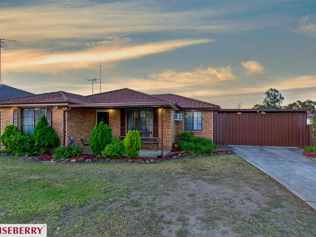 8 Wagner  Place, Cranebrook, NSW 2749