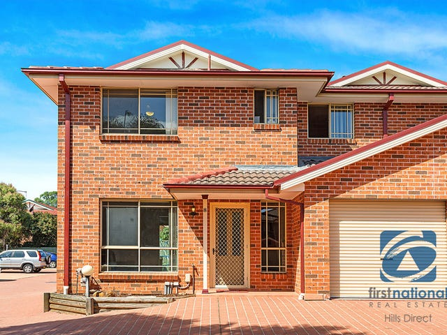 8/16 Hillcrest Road, Quakers Hill, NSW 2763