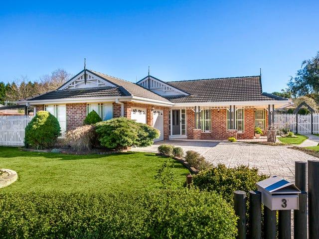 3 Crabapple Close, Bowral, NSW 2576