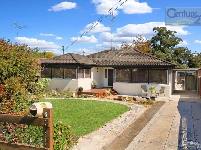 6 Bourke Street, Riverstone, NSW 2765