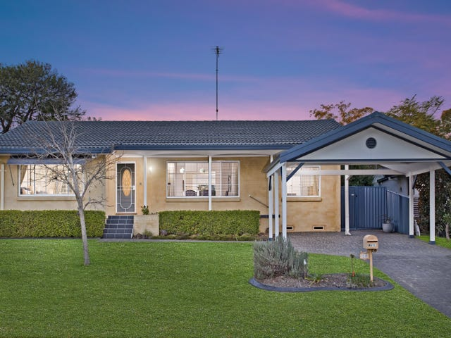 16 Gleeson Avenue, Baulkham Hills, NSW 2153